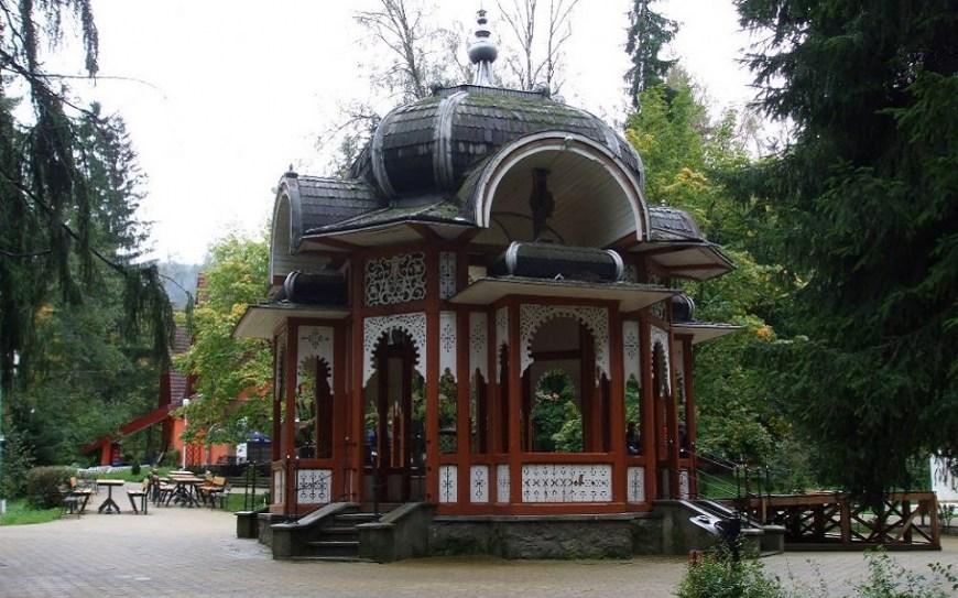 The park resort